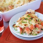 Recipe for lobster shepherd's pie