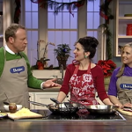TV: WFSB's Better Connecticut-Baked Gruyère Sandwiches w Caramelized Onions & Fig Preserves