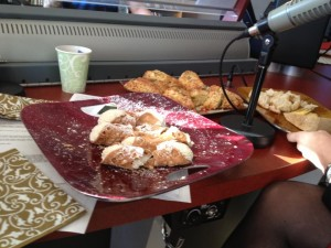 Foodie Fatale on Bonnie Grice's Eclectic Cafe (88.3)