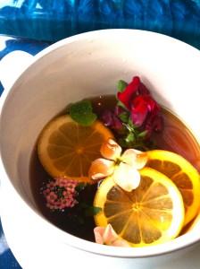 Elm City Herbal Tea; 116 Crown, New Haven