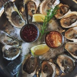 Wild Damariscotta Oysters Primo